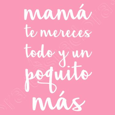💝 DÍA DE LA MADRE 💝